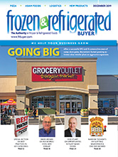 December cover Frozen & Refrigerated Buyer