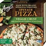 Gluten-Free Veggie Crust Pizza